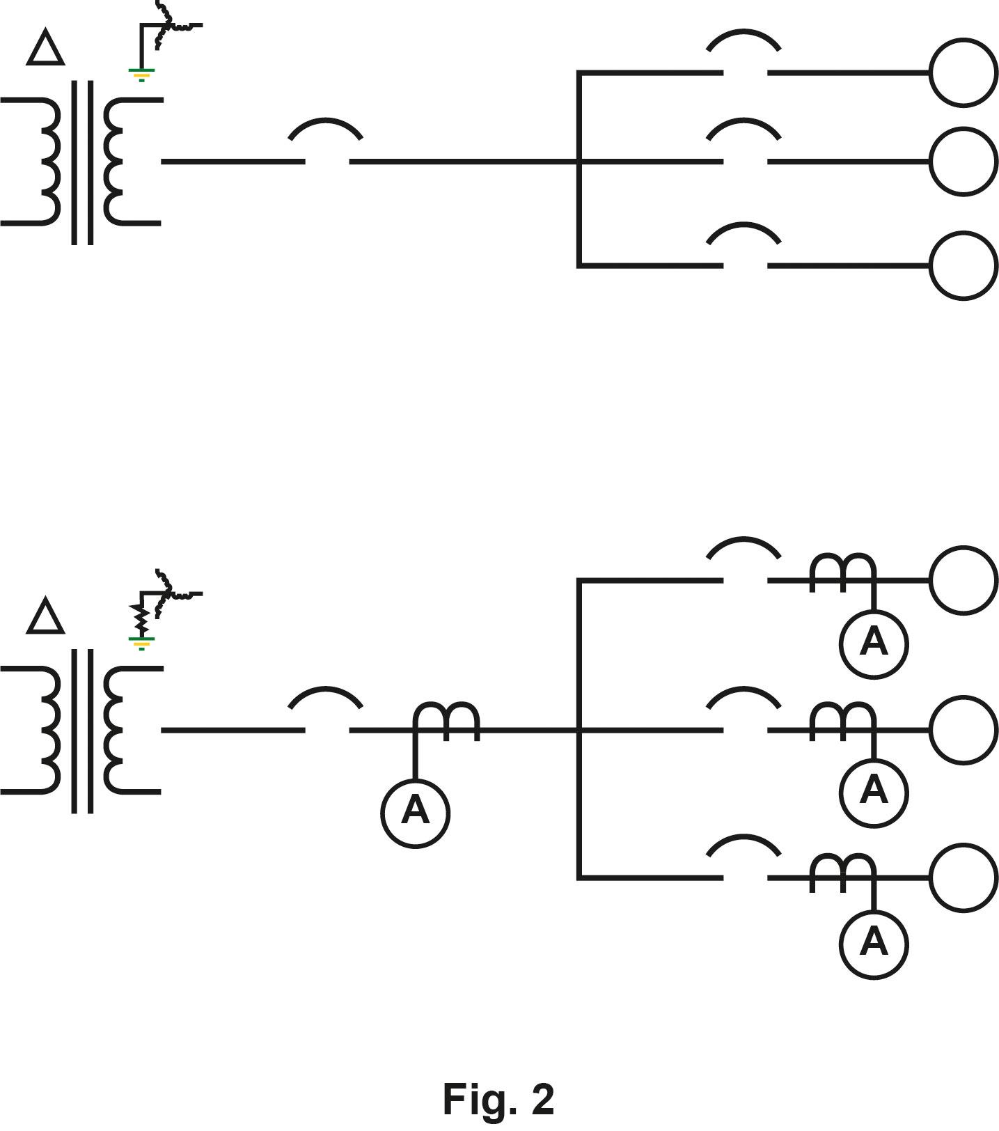 Consideraciones para actualizar el sistema en relación con la conversión de un sistema conectado directamente a tierra con resistencia