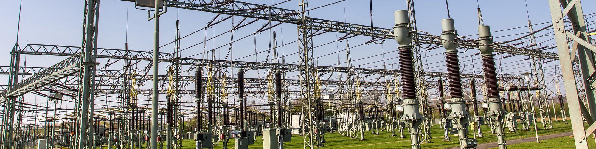 Subestacíon eléctrica