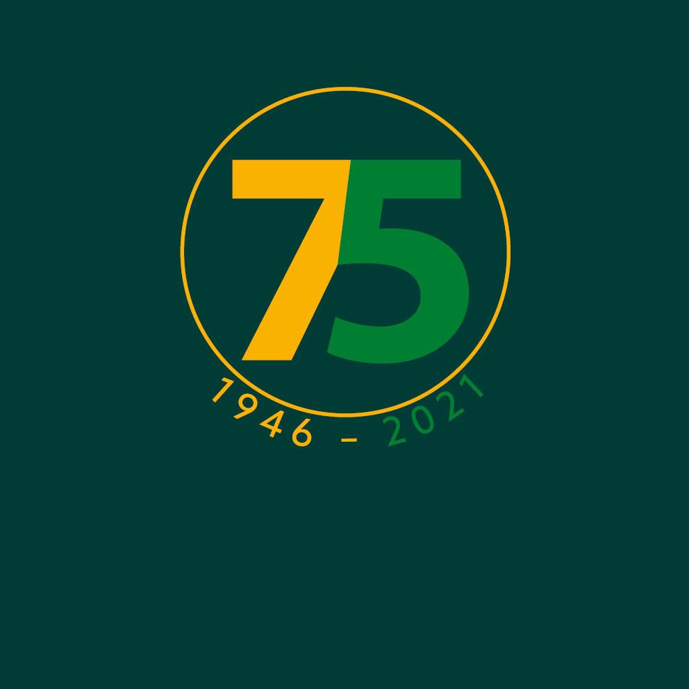 Celebramos nuestro 75 aniversario